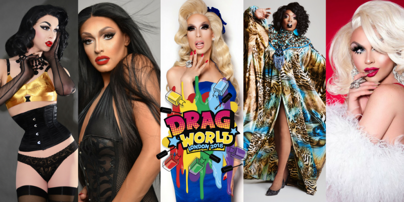 Europe's Largest Celebration of Drag Returns to London