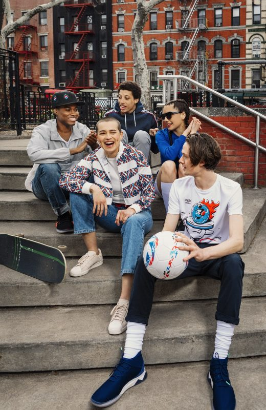 Inspired By Art & Football, Pepsi Launches Capsule Fashion Collection
