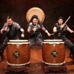 Limitless Reverberation: Mugenkyo Taiko Drummers perform live at the Belgrade Theatre