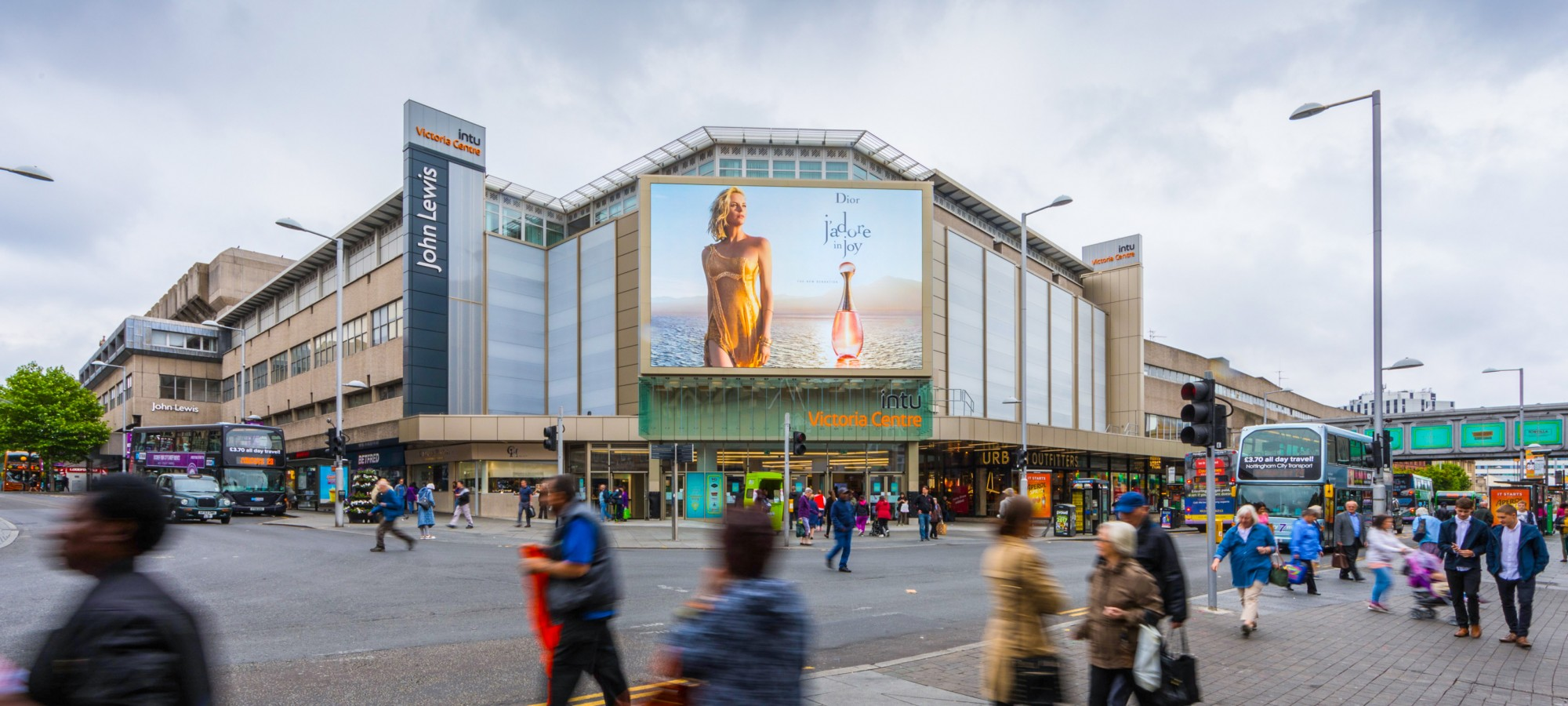 Join The Royal Wedding Celebrations At Nottingham's intu Victoria Centre And intu Broadmarsh