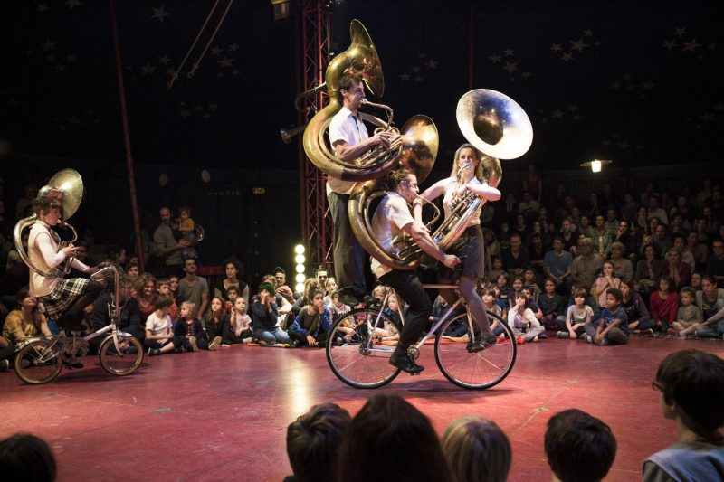 Derby Festé 2018 celebrates 250 years of Circus!