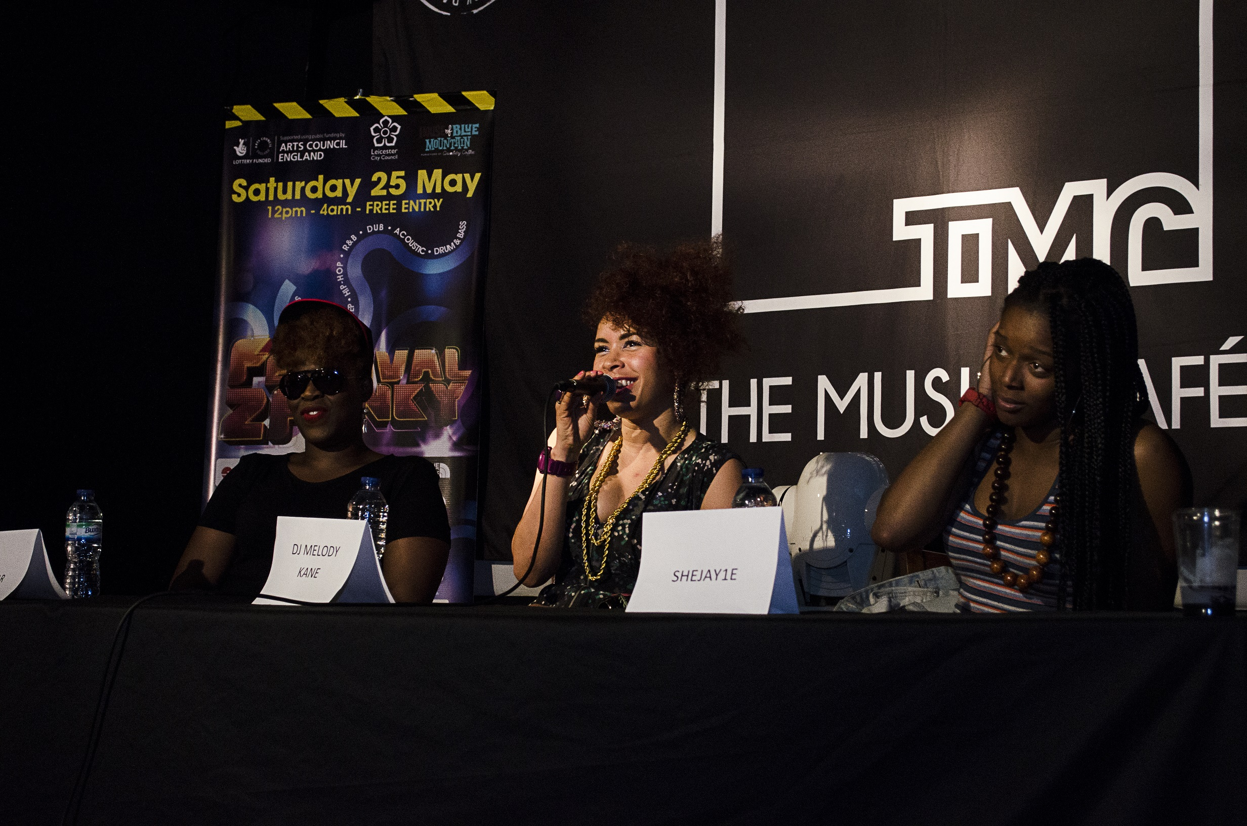 Festival2Funky hosts Women In Music debate with high profile panellists