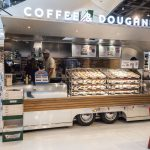 Krispy Kreme relaunch in Selfridges Birmingham