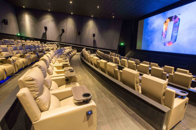 Birmingham Cinema to To Re-launch As UK's Largest Fully Reclining ODEON Luxe Cinema