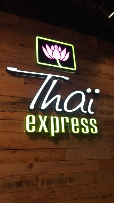 Bringing The Buzz Of Bangkok To Birmingham, Thai Express Opens At Grand Central.
