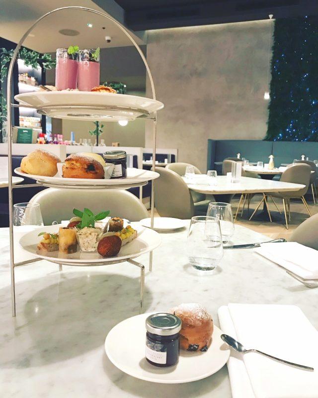 Enjoy An Indulgent Afternoon Tea at Harvey Nichols