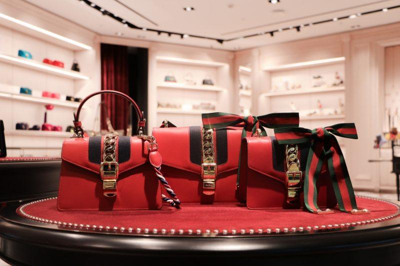 Gucci Boutique opens at Selfridges Birmingham