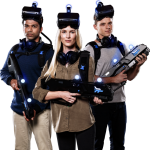 Battle Zombies, Androids And Drones At Intu Victoria Centre