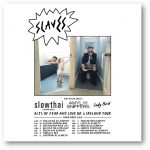 SLAVES ANNOUNCE BIGGEST UK TOUR TO DATE
