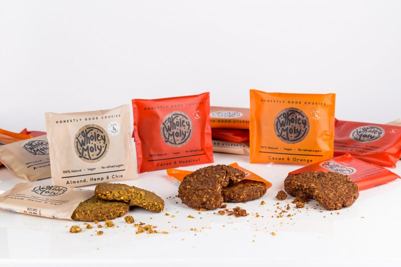 Wholey Moly vegan cookies arrive in Selfridges Birmingham