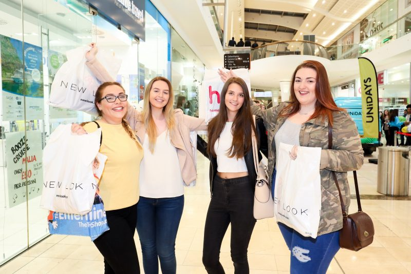 intu Derby's student shopping spectacular returns
