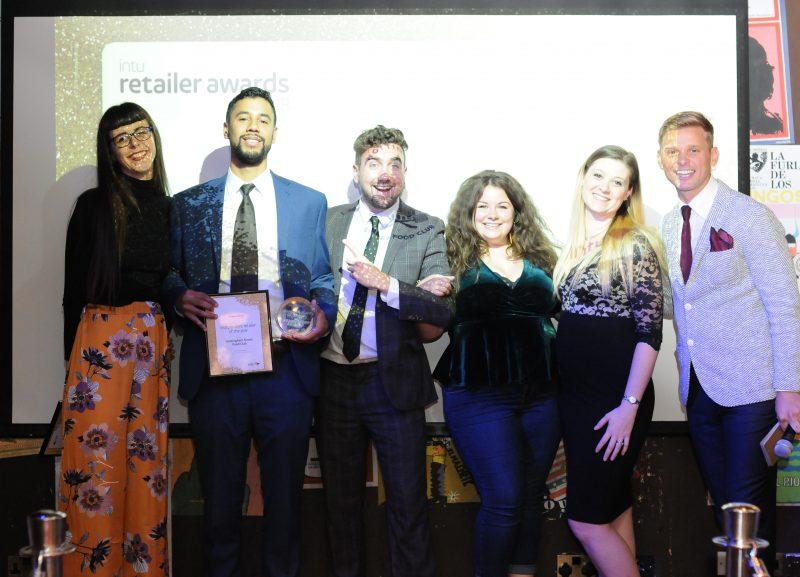 Nottingham Street Food Club - Independent Retailer of the Year