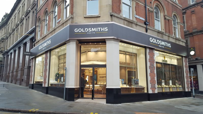 Goldsmiths Opens New Nottingham Showroom Featuring Luxury Brands