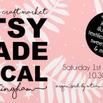 Nottingham to celebrate local creatives with the Etsy Made Local Christmas market