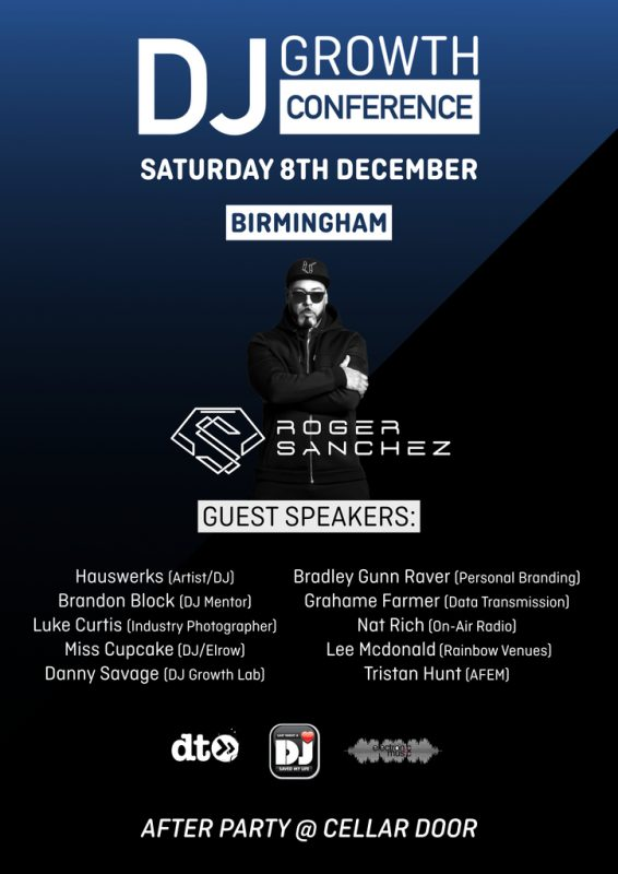 First Of It's Kind, DJ Growth Conference Comes To Birmingham.