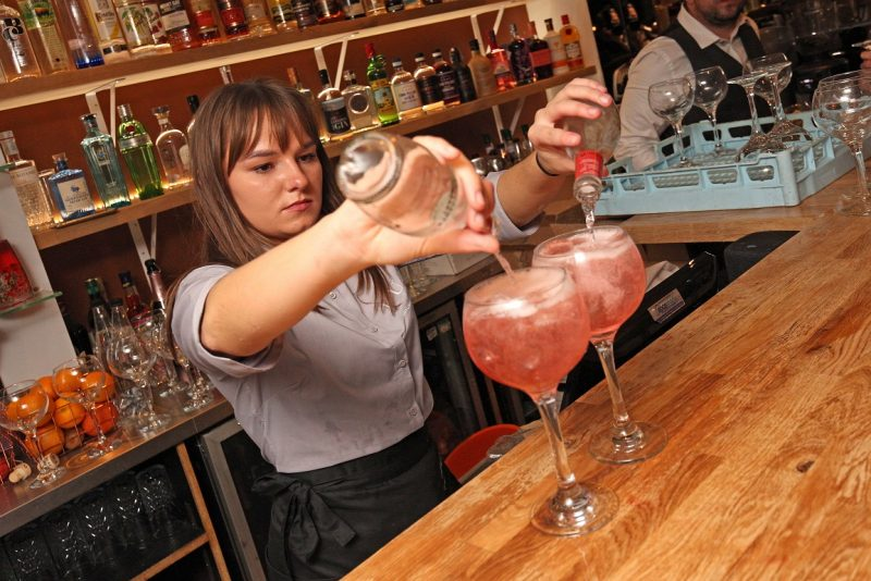 NOTTINGHAM'S FIRST GIN LAB EXPERIENCE, RESTAURANT AND BAR CELEBRATES LAUNCH
