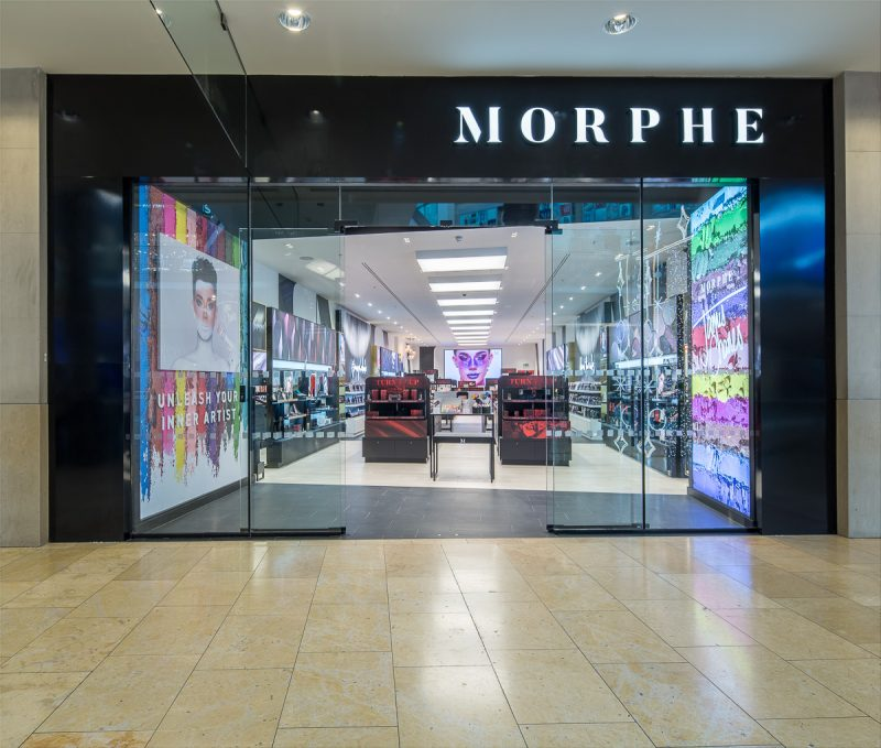 Morphe now open at Bullring & Grand Central, Birmingham!