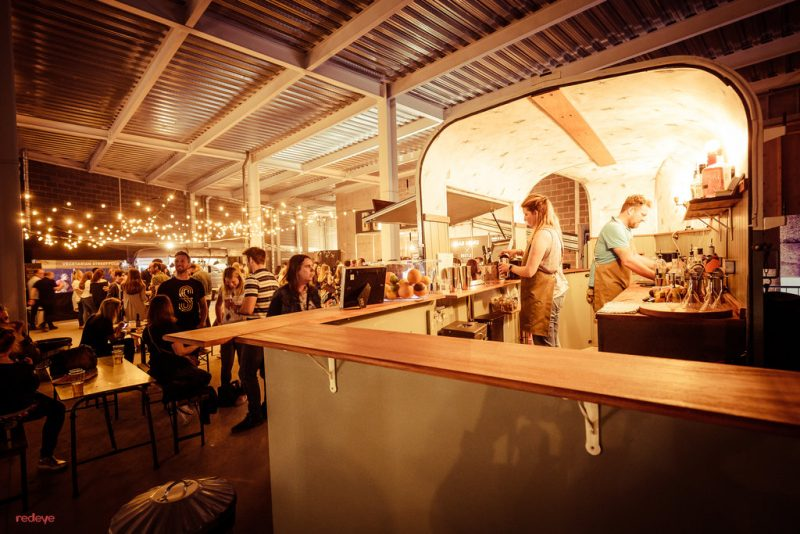 Derby's Monthly Event, Bustler Street Food Market Is On The Move.