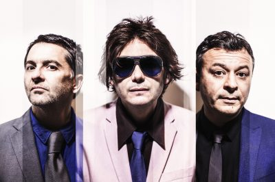 Manic Street Preachers - credit Alex Lake