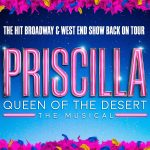 PRISCILLA, QUEEN OF THE DESERT Starring Joe McFadden Come To Birmingham Hippodrome.