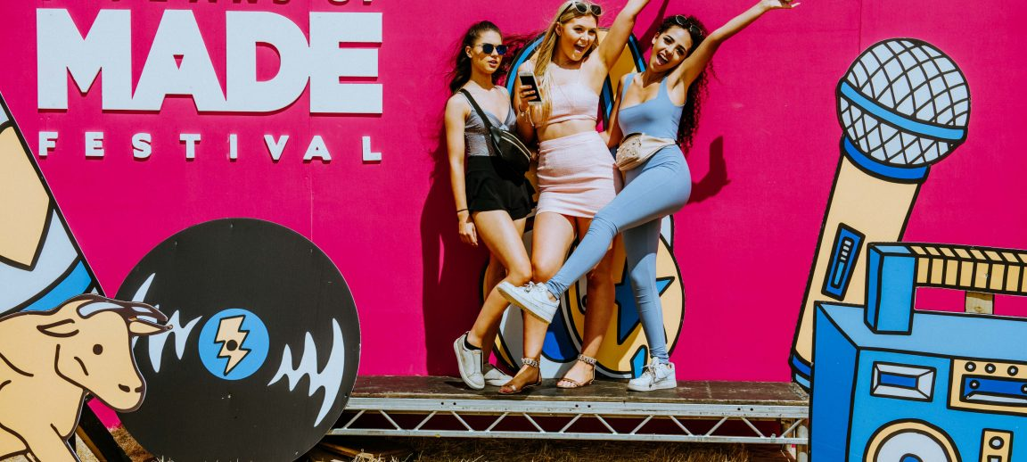 MADE FESTIVAL LAUNCHES FOR 2019 WITH FIRST WAVE OF HEADLINE ACTS.