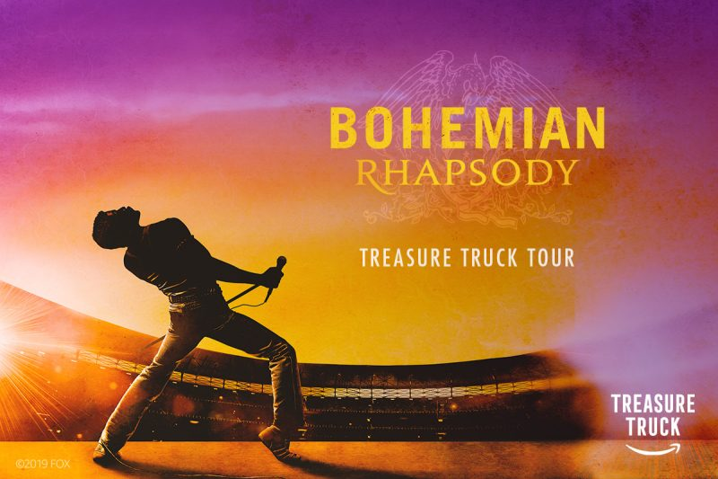 2678d8e7 I see a little… Bohemian Rhapsody Amazon Treasure Truck - SIXTYNINE ...