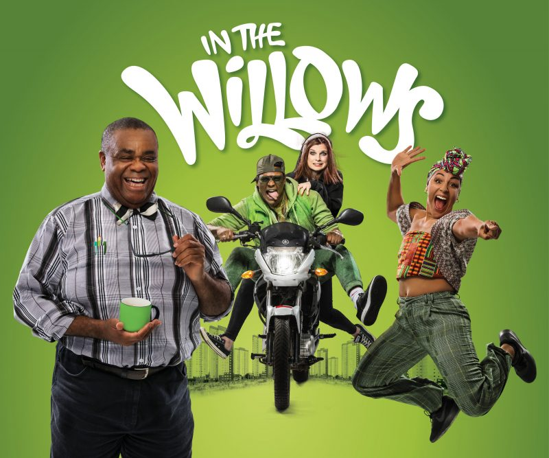 Hip Hop Musical, In The Willows Leaps Into The Belgrade Theatre.