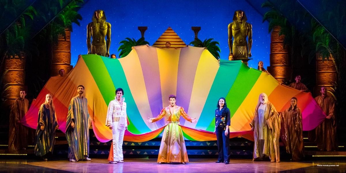 Union J Jaymi Hensley As Joseph & The Amazing Technicolor