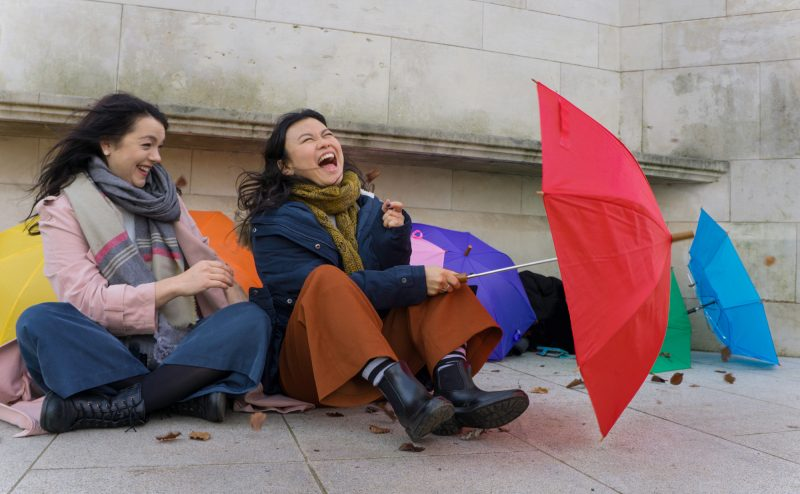 Under The Umbrella Call To Improve British East Asian Representation.