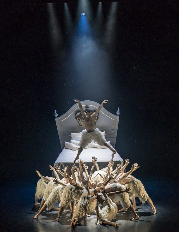 Simply Stunning! We Review Matthew Bourne's Swan Lake At Birmingham Hippodrome.