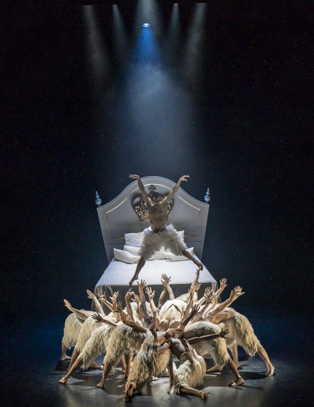 Simply Stunning! We Review Matthew Bourne's Swan Lake At Birmingham Hippodrome.
