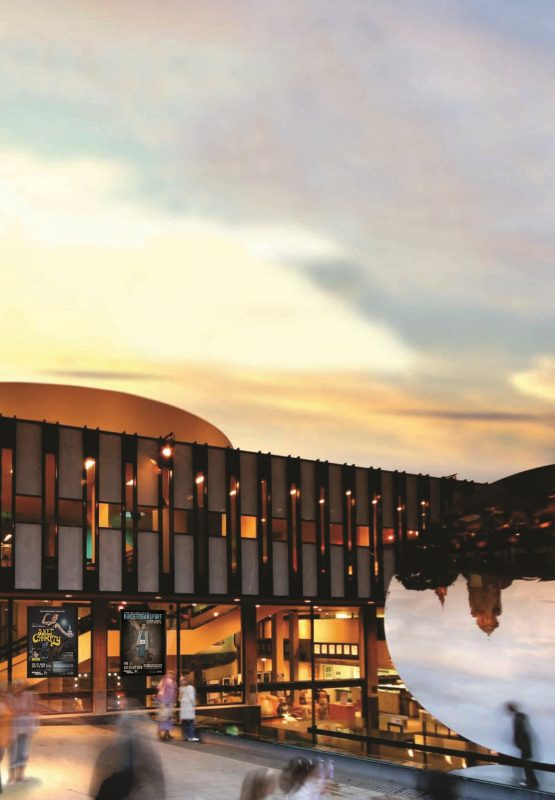 NOTTINGHAM PLAYHOUSE AWARDED 'REGIONAL THEATRE OF THE YEAR'