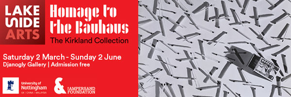 Homage to the Bauhaus: The Kirkland Collection, A New Exhibition