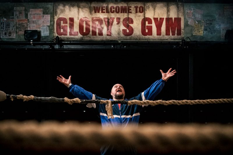 Glory, Nick Ahad's Explosive New Play Comes To The Belgrade Theatre.