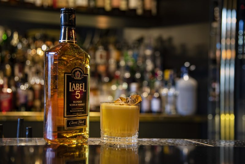 Birmingham Mixologist Creates Locally Inspired Whiskey Cocktail.