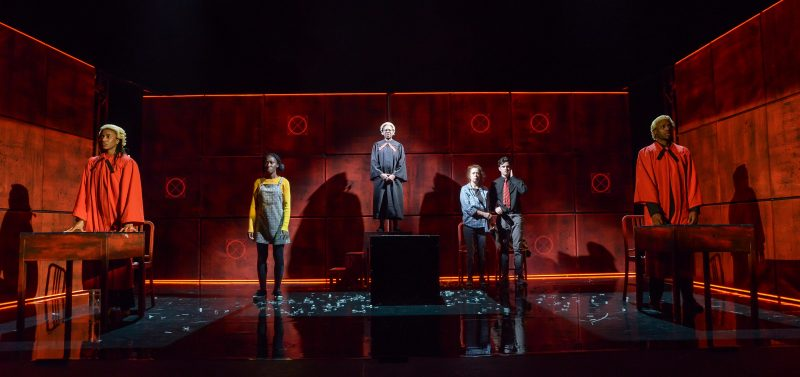 We Review Noughts & Crosses At Belgrade Theatre, Coventry.