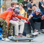 Nottingham Skateboarding Project Skates to Success With National Lottery Funding Boost.