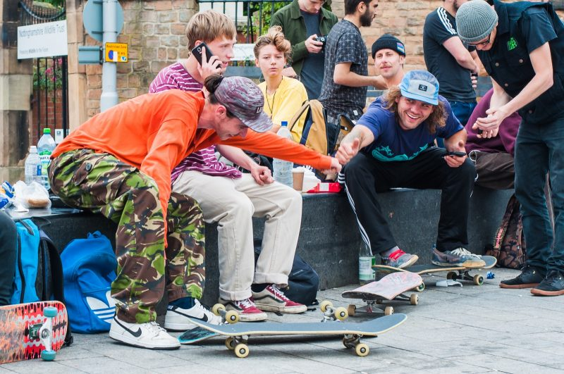 Skateboarding Project Skates to Success With National Lottery Funding.