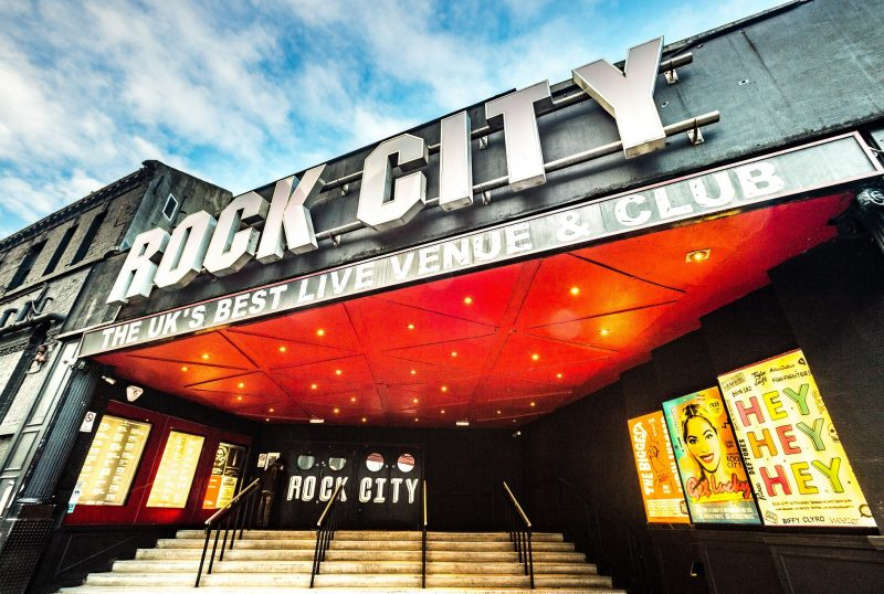 Nottingham's Iconic Rock City Dancefloor Will Soon Be On Sale to Fans