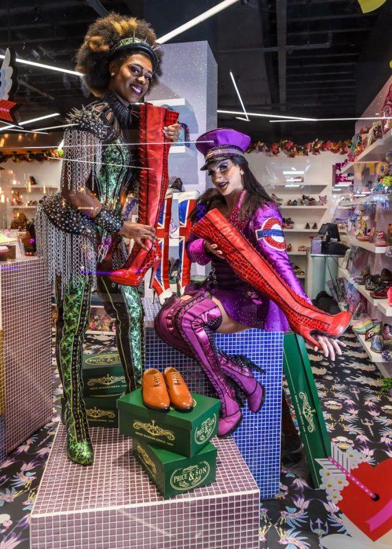 Kinky Boots Struts Into Birmingham Bullring & Grand Central.