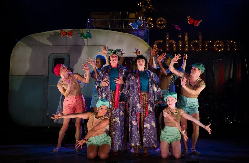 Welcome to the Wrong Side of the Tracks – Emma Rice stars in Wise Children at the Belgrade Theatre