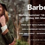 THE BARBOUR EXCLUSIVE PIN BADGE MONOGRAMMING EVENT IS COMING TO BIRMINGHAM
