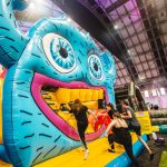The World's Biggest Inflatable Obstacle Course For Adults Returns To Birmingham