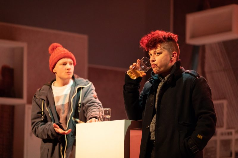 Critically Acclaimed Stage Show Rottedam Comes To Leicester's Haymarket Theatre.