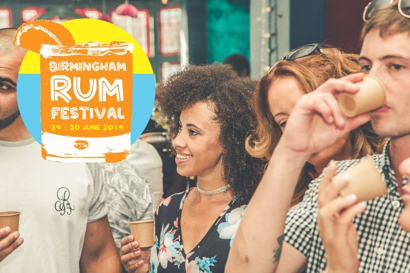 Come & Get Your Rum On At The Birmingham Rum Festival.