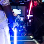Celebrate 20 years of The Phantom Menace at the National Space Centre