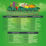 Stage Times Revealed for Splendour 2019
