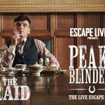 Take a Step into The World of the PEAKY BLINDERS at BIRMINGAM's ESCAPE LIVE