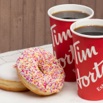 Date revealed for Tim Hortons Leicester Launch and there is a FREE treat for first 100 Customers