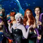 Cast Of New Musical, Unfortunate Go 'Under The Sea' At Birmingham's Bear Grylls Adventure